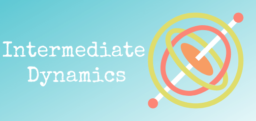 online intermediate dynamics course for engineering students
