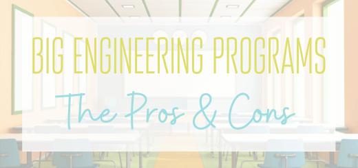 benefits of big engineering programs