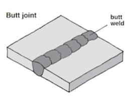 butt-joint