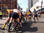 Gay Rugby Scrum