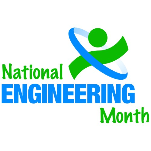 small resolution of national engineering month logo