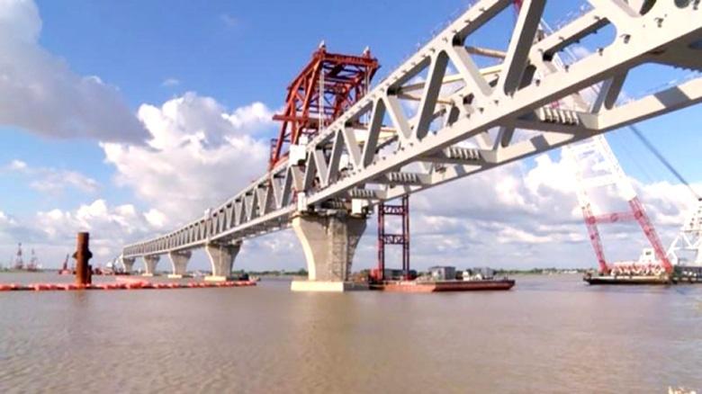 Padma bridge পদ্মা সেতু