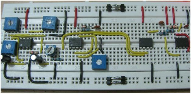 Of Constant Amplitude Pulses Circuit Diagram Of Pwm Using 555 Timer