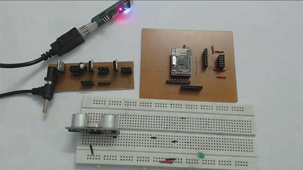 Making Watchdog Timer With Nrf24le1 Circuit