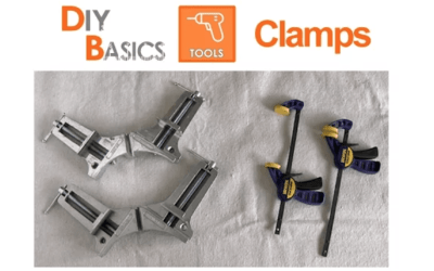 Tools: Types of Clamps