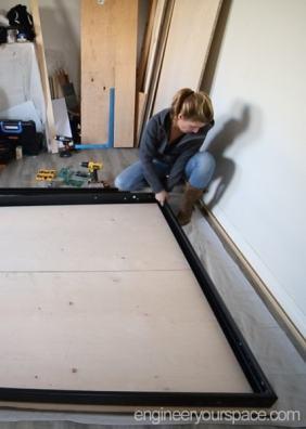 Murphy-Bed-hardware-kit---front-panel-frame-part-1