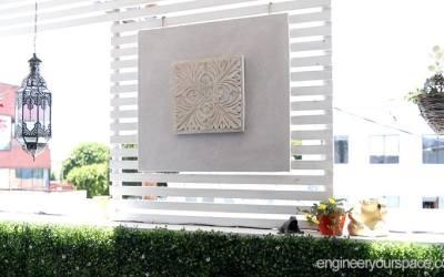 Recycled DIY Wall Art