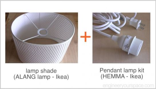 IKEA-hack-ALANG-lamp-and-pendant-kit