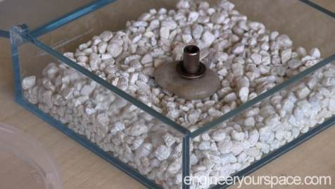 Stone-knobs-letting-the-glue-dry