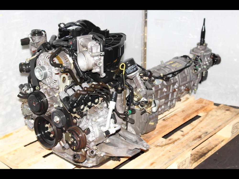 Jdm Mazda Rx8 13b Renesis Rotary 4 Port Engine And 5speed
