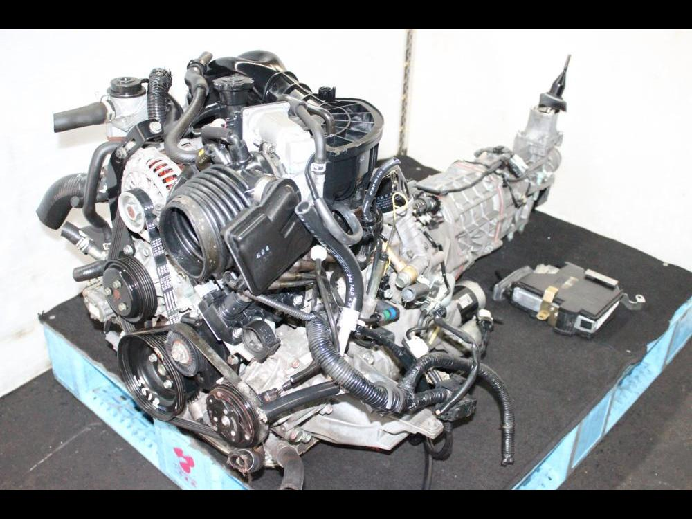 Jdm Mazda Rx8 13b Renesis Engine 6speed Rwd