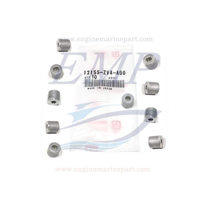 Anodo collettore aspirazione, scarico Honda 12155-ZV4-A00