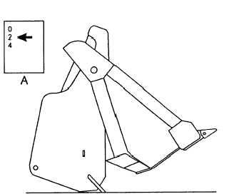 Figure 9-11 .Control levers.