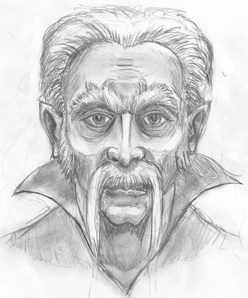 DraculaSketch