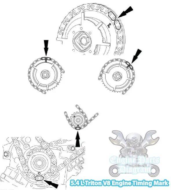 2005 ford 5 4 engine diagram