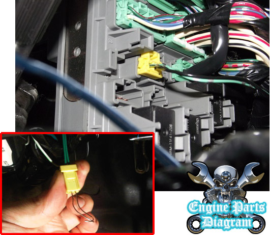 2003 honda crv fuse box diagram cobra cb radio mic wiring how to reset srs airbag light on