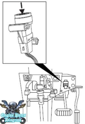 Ford E350 E250 E150 Fuel Inertia Switch Location