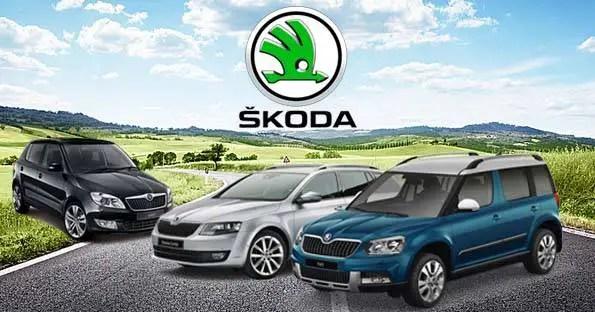 2015-2017 Škoda Yeti Tyre Pressure Indicator Light Reset