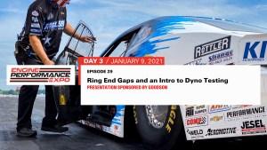 Engine Performance Expo Episode 29 - dyno testing