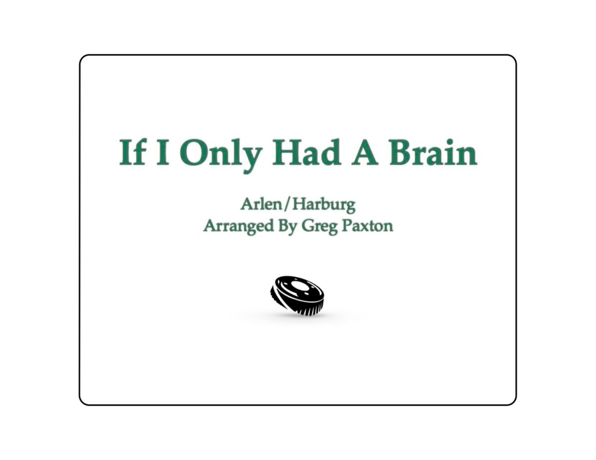 If I Only Had A Brain Website Cover
