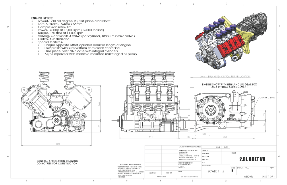 medium resolution of 3 0 l bolt v8 design sold in 2016 to jfc racing in auburn washington you can read more details about the jfc v8 here