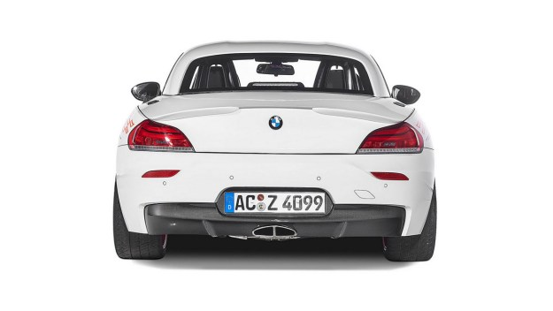 AC Schnitzer's ACZ 5.0d concept - BMW Z4 With A M50d Triple-turbo Diesel