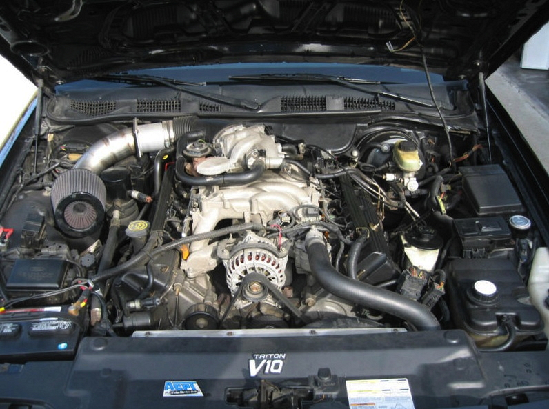 1986 Ford F 350 Wiring Diagram For Sale 1999 Crown Victoria With A Triton V10 Engine