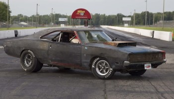 Roadkill's 1970 Plymouth Duster With A 440 Mopar Big-block – Engine