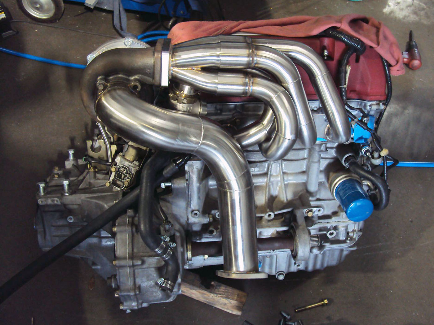 Subaru Legacy Alternator Diagram Awd Honda Insight With A Turbo K20 Engine Swap Depot