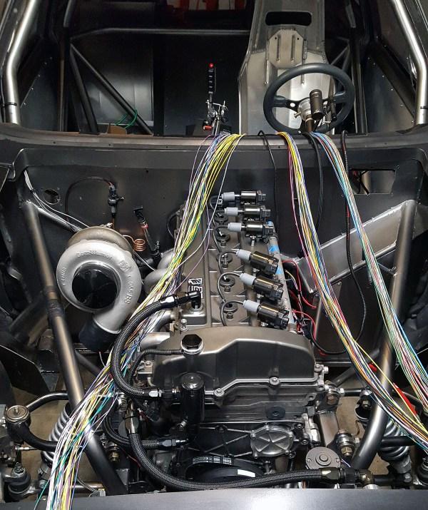 Vega Wagon With Vortec 4200 Engine Swap Depot - Year of