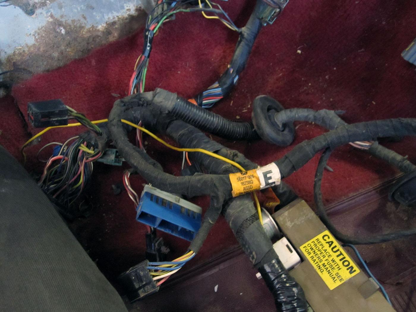 1991 Dodge Cummins Wiring Diagram
