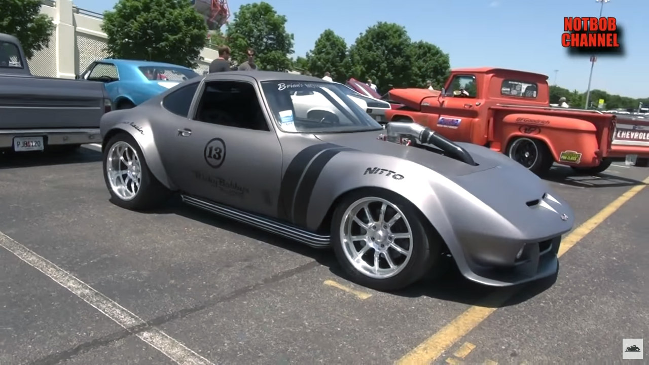 hight resolution of 1970 opel gt with a lsx