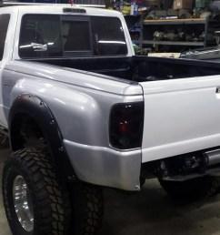 ford ranger 4 4 with a cummins 4bt diesel inline four [ 1400 x 788 Pixel ]