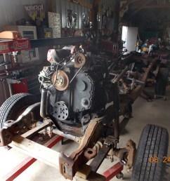ford ranger 4 4 with a cummins 4bt diesel inline four engine swap depot [ 1400 x 1050 Pixel ]