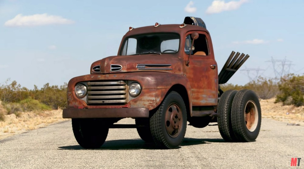 medium resolution of stubby bob stands up engine swap depot 1950 ford truck brakes 1950 ford truck wiring