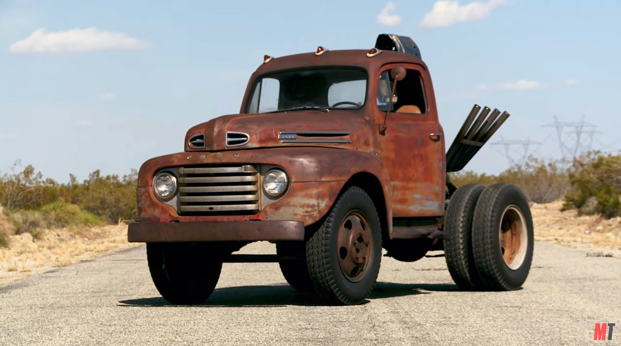 hight resolution of stubby bob stands up engine swap depot 1950 ford truck brakes 1950 ford truck wiring