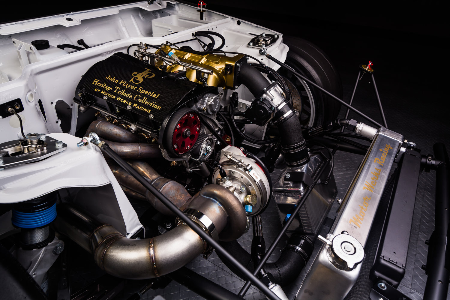 hight resolution of motor werks racing loves the engine so much they offer a 1 8 l engine conversion for the porsche 924 944 the package comes in three power levels