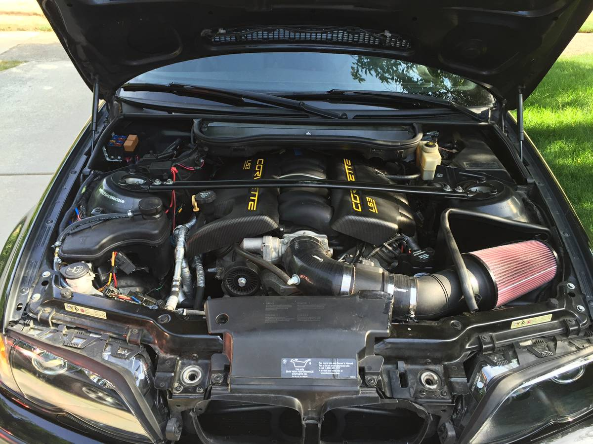 For A Nissan Truck Wiring Diagram For Sale 2003 Bmw 330i With A 6 2 L Lsx Engine Swap Depot