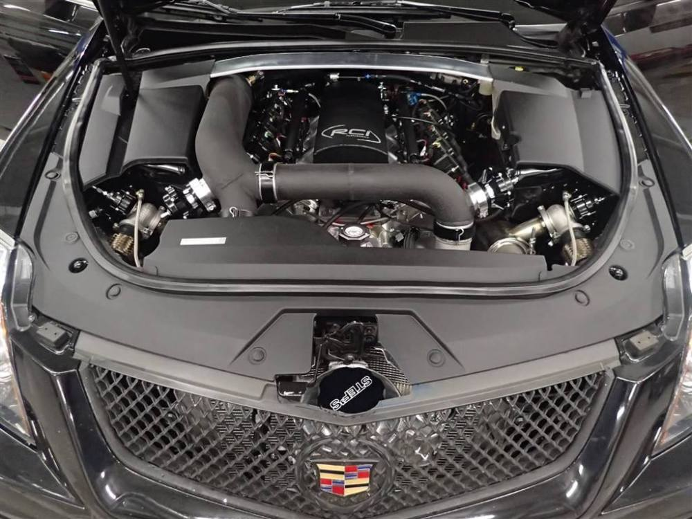 medium resolution of cts v turbo 2011 cadillac cts v with a twin turbo 7 0 l