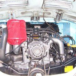Vw Alternator Conversion Wiring Diagram 9 Wicket Croquet Court 1971 Beetle With A Subaru Ej20 Engine Swap Depot