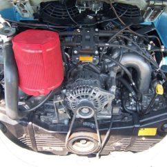 Vw Alternator Conversion Wiring Diagram Define 1971 Beetle With A Subaru Ej20 Engine Swap Depot