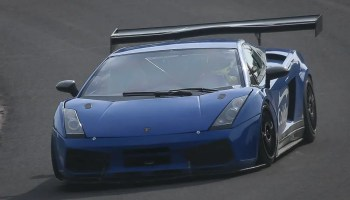 Lamborghini Gallardo With A Turbo 2jz Engine Swap Depot
