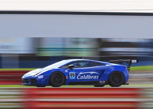 Lamborghini Gallardo with a turbocharged Volkswagen inline-four