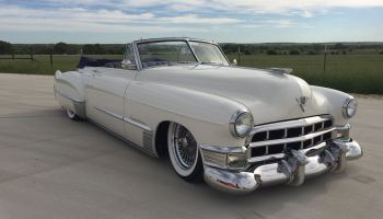 1949 Cadillac Series 62 With A Supercharged LSx