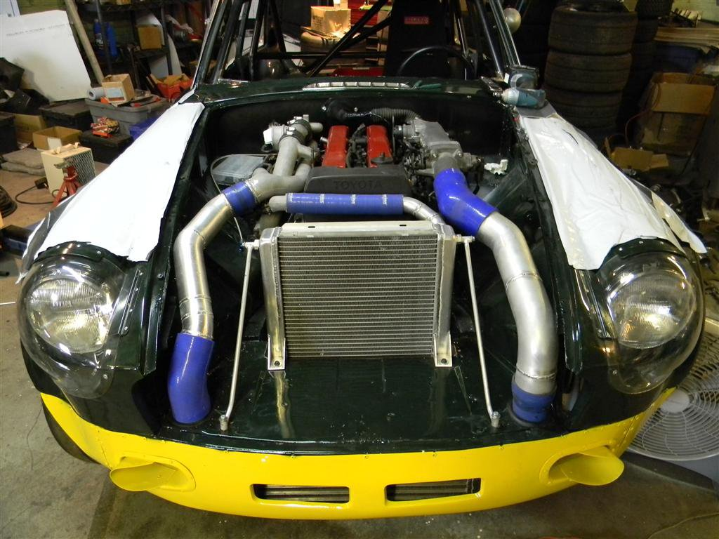hight resolution of mgb engine wiring