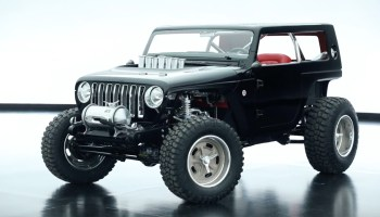 Jeep Wrangler V8 2017 >> Jeep Rubicon With A Hemi V8 Engine Swap Depot