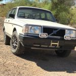 For Sale 1989 Volvo 240 With A 5 3 L Lsx V8 Engine Swap Depot