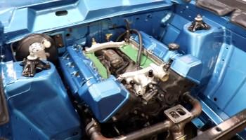 Pleasant 1970 Ford Fairlane With A Turbo 1Uz V8 Part 1 Engine Swap Depot Wiring 101 Ponolaxxcnl