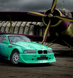 arturs miskinis may speak three languages but on the track his 1992 bmw e36 speaks only one the 27 year old from riga latvia competes under the falken  [ 1800 x 1192 Pixel ]