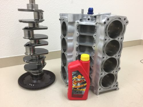 small resolution of the company is in the early stage of production with a goal of selling the first engines in mid 2018 the base package will sell for an estimate of 50k and